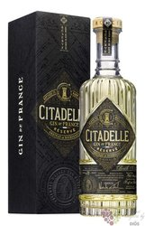 "Citadelle "" Reserve "" premium French aged gin 45.2% vol.  0.70 l"