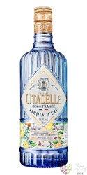 """Citadelle """" Jardin d´Été """" premium French gin 41.5% vol.  0.70 l"""