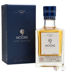 "Martin Miller´s "" 9 Moon "" premium London Dry gin 40% vol.  0.35 l"