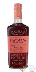 "Hayman´s "" Sloe "" wild Sloe Berries & British gin 26% vol.  0.70 l"