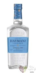 Hayman´s English London dry gin 41.2% vol.  0.70 l