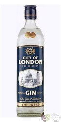 City of Longon gin 40% vol.   0.70 l