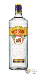Gordon´s special London dry gin 37.5% vol.  0.70 l