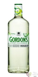 "Gordon´s "" Crisp cucumber "" special flavored gin 37.5% vol.  0.70 l"