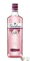 "Gordon´s "" Premium Pink "" flavored gin 37.5% vol.  1.00 l"