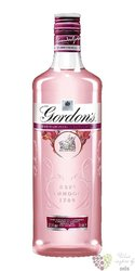 "Gordon´s "" Premium Pink "" flavored gin 37.5% vol.  0.70 l"