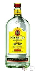 Finsbury British London Dry gin 37.5% vol.  1.00 l