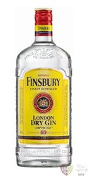 "Finsbury "" Strong "" British London Dry gin 60% vol.  1.00 l"