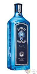 "Bombay "" Sapphire East "" premium vapour infused London Dry gin 42% vol.  0.70 l"