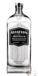 Aviation small batch Lee Medoff & Christian Krogstad USA gin 42% vol.  0.70 l