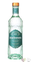 "Blackwood´s 2012 "" Vintage "" premium Scotch gin 40% vol.   0.70 l"