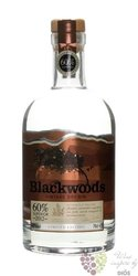 Blackwood´s  superior strength vintage Scotch gin 60% vol.    0.70 l