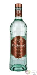 "Blackwood´s 2017 "" Vintage "" premium Scotch gin 60% vol.  0.70 l"