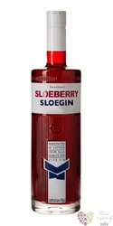 "Reisetbauer "" Sloeberry "" sloe small batch Austrian gin 28% vol.  1.00 l"