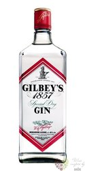 "Gilbey´s "" Special "" London dry gin 37.5% vol.  0.70 l"
