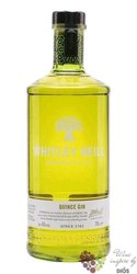 """Whitley Neill """" Quince """" British flavored small batch gin 43% vol.  0.05 l"""