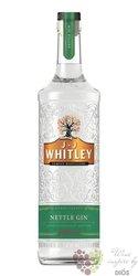 "JJ Whitley "" Nettle "" English London dry gin 38.6% vol.  0.70 l"