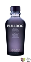 Bulldog exclusive London dry gin of Great Britain 40% vol.    0.35 l