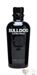 "Bulldog "" Extra Bold "" exclusive London dry gin of Great Britain 47% vol.      1.00 l"