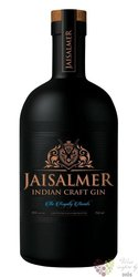 Jaisalmer crafted Indian gin by Rampur Radico Khaitan 43% vol.  0.70 l