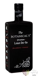 Botanical´s premium English London dry gin 42.5% vol.     0.70 l