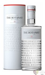 Botanist gift tube Scotish Islay dry gin by Bruichladdich 46% vol.  0.70 l
