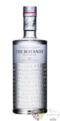Botanist Scotish Islay dry gin by Bruichladdich 46% vol.  1.00 l