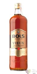 "Bols "" Vieux "" premium Dutch wine brandy 35% vol.  1.00 l"