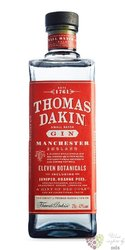 Thomas Dakin English London dry gin 42% vol.  0.70 l
