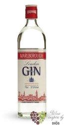 Marlborough London dry gin by Ian MacLeod 37.5% vol.  1.00 l