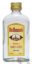 Bellman´s Special London dry gin 40% vol.     0.05 l