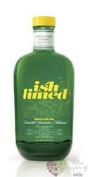 "Ish "" Limed "" British flavored London dry gin 40% vol.    0.70 l"