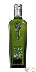 No.3 premium London dry gin by Berry Bros & Rud 46% vol.  0.70 l