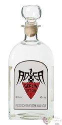 Adler Berlin German London dry gin 42% vol.    0.05 l