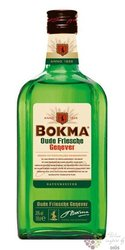 "Bokma "" Oude friesche "" Dutch Graan jenever 35% vol.    1.00 l"