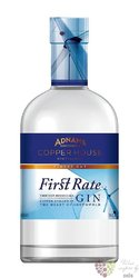 "Adnams Southwold "" First rate "" british premium dry gin 48% vol.   0.50 l"