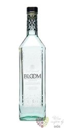 "Greenall´s "" Bloom "" premium British London dry gin 40% vol.   1.00 l"