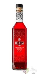 "Greenall´s "" Bloom strawberry cup "" British flavored gin 28% vol.  0.70 l"