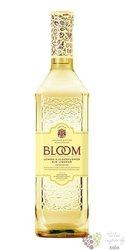 "Greenall´s "" Bloom Lemon & Elderflower "" premium flavoured British gin 25% vol.0.70 l"
