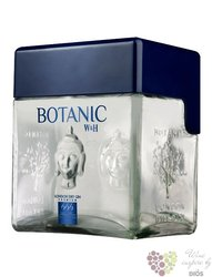 "Botanic W&H "" Premium "" luxury English London dry gin 40% vol.    0.70 l"
