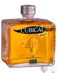 "Botanic W&H "" Cubical Mango "" Spanish flavored gin 47.5% vol.  0.70 l"