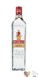Wembley export London dry gin of Romania 40% vol.    1.00 l