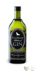 Cold River traditional Americangin by Maine distilleries 47% vol.    0.70 l