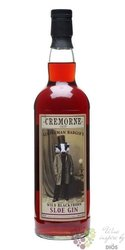 "Cremorne 1859 "" Gentleman badger´s wild blackthorn "" English sloe flavored gin 26% vol.  0.70 l"
