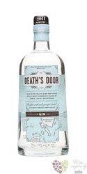 Death´s door organicals Washington´s London dry gin 47% vol.     0.70 l