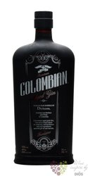 "Colombian Dictador "" Black "" gin aged in rum barrel 43% vol.   0.70 l"
