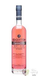 "Edgerton "" Original Pink "" English London dry gin 47% vol.     0.70 l"