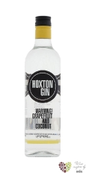 Hoxton English coconut & grapefruit dry gin 43% vol.    0.70 l