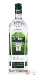"Greenall´s "" Export strength "" British London dry gin 48% vol.  1.00 l"