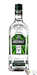 "Greenall´s "" Original "" British London dry gin 40% vol.  0.70 l"